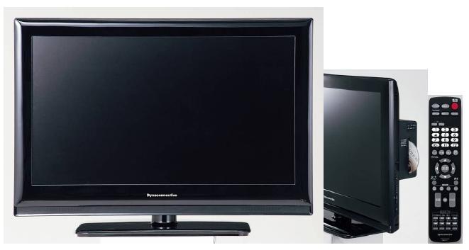Dynaconnective 32v型 DVD内蔵型地上デジタルハイビジョン液晶テレビ DY-32SDDB