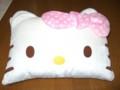 キティちゃんの枕