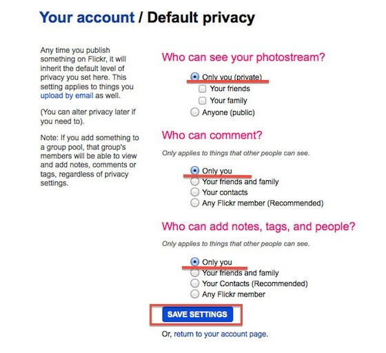 Flickr- Default Privacy Settings.jpg