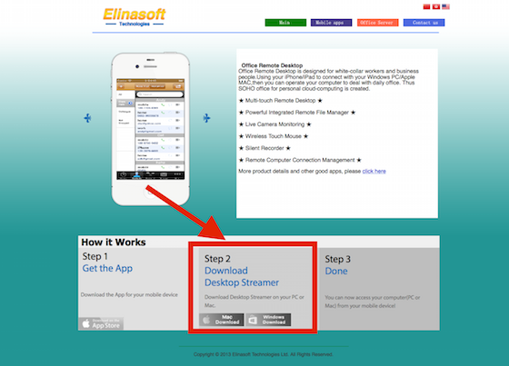 The Elinasoft Apps for iPhone and iPad  Elinasoft Technologies.png