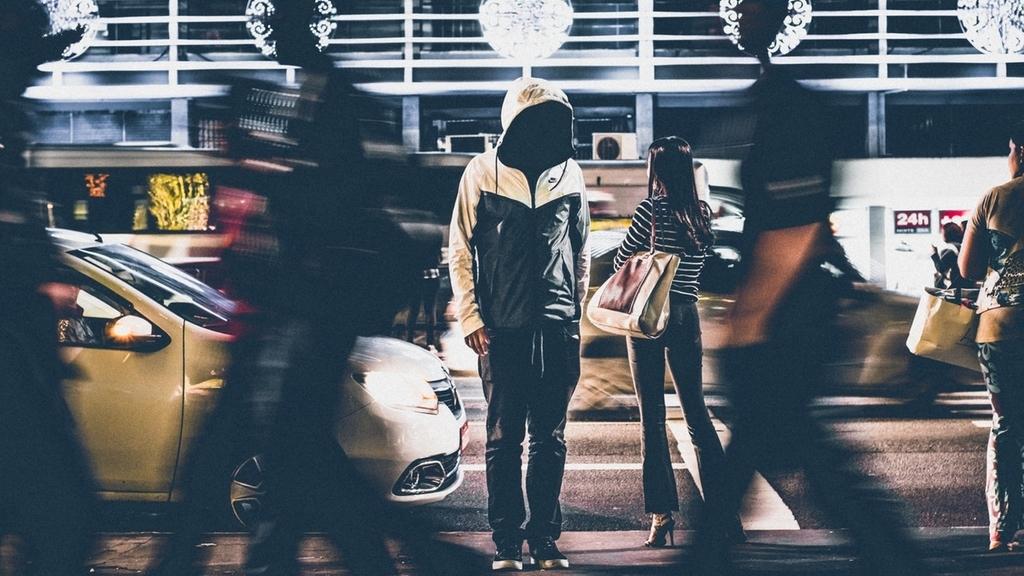 ストリートの人々