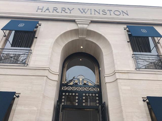 HARRY WINSTON(ハリー・ウィンストン)最近、よく耳にするブランド
