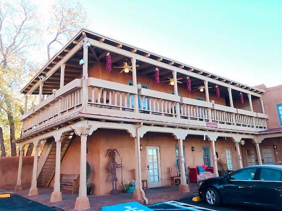 サンタフェのホテル