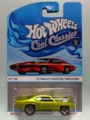 [2013 COOL CLASSICS] PLYMOUTH DUSTER THRUSTER【2013 COOL CLASSICS】