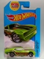[2014] '71 MUSTANG FUNNY CAR【2014 HW CITY】