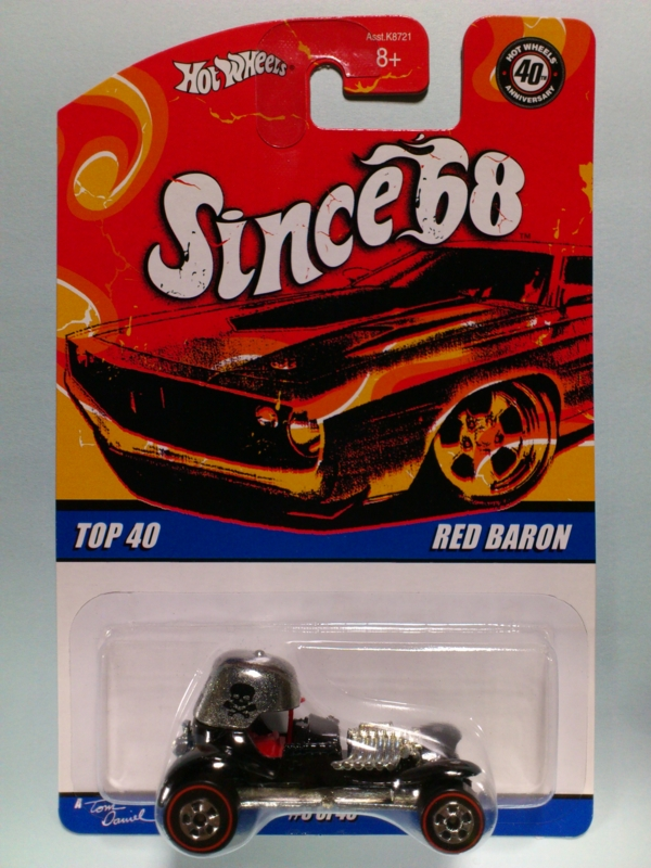 RED BARON【2008 SINCE'68】