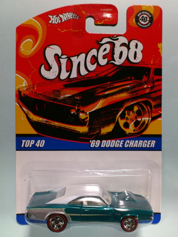 '69 DODGE CHARGER【2008 SINCE'68】