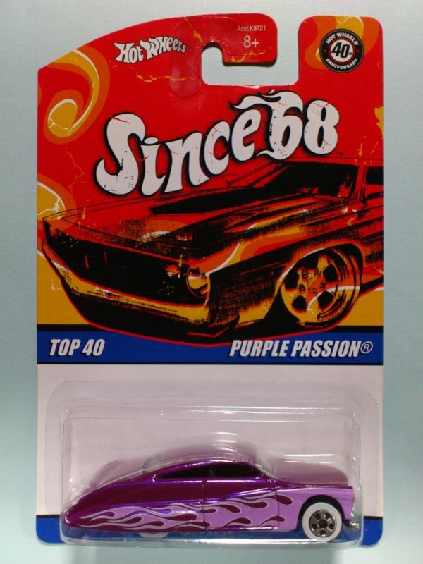 PURPLE PASSION【2008 SINCE'68】