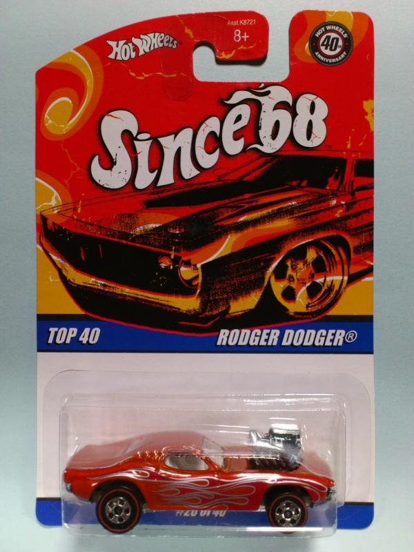 RODGER DODGER【2008 SINCE'68】