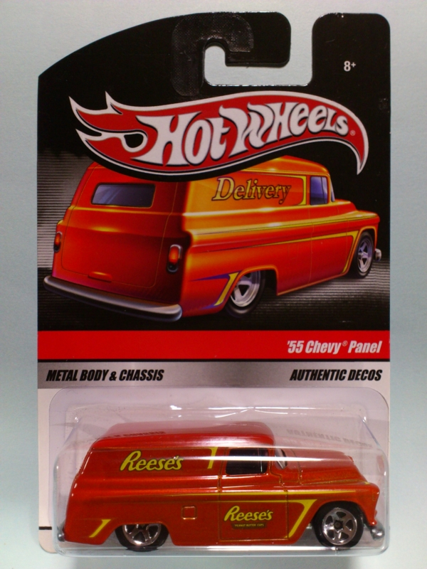 '55 CHEVY PANEL【2009 SWEET RIDES】