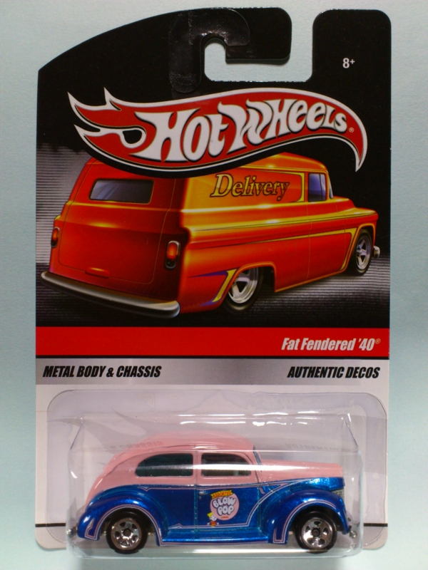 FAT FENDERED '40【2009 SWEET RIDES】