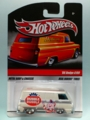 [2010 SWEET RIDES 20 CARS SET] '66 DODGE A100【2010 SWEET RIDES 20 CARS SET】