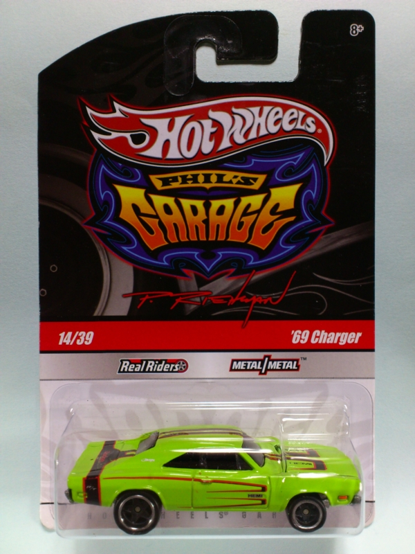 '69 CHARGER【2010 PHIL'S GARAGE】