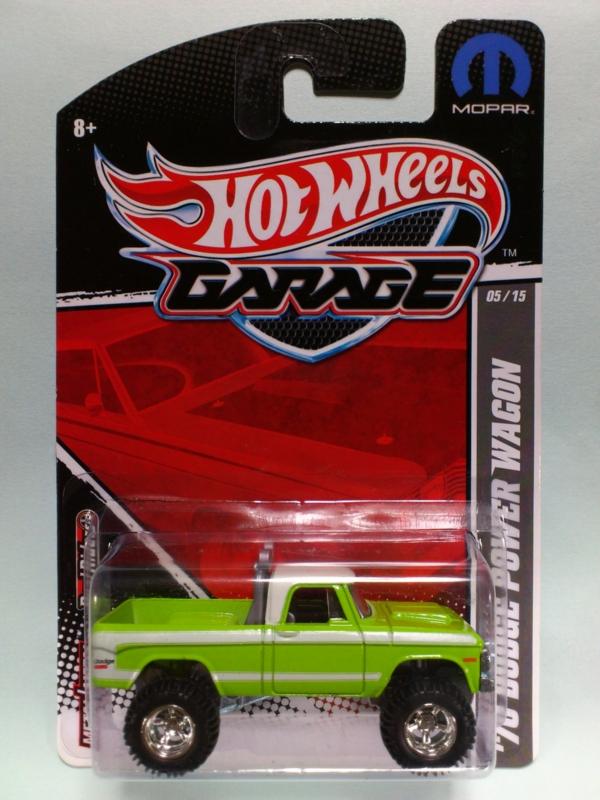 '70 DODGE POWER WAGON【2011 GARAGE】