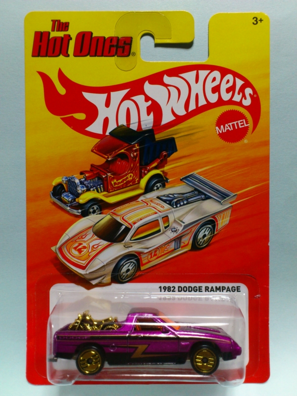 1982 DODGE RAMPAGE【2012 THE HOT ONES】