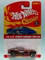 [2006 CLASSICS] PLYMOUTH BARRACUDA FUNNY CAR【2006 CLASSICS】