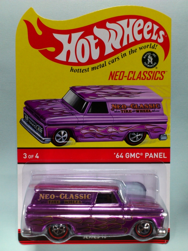 '64 GMC PANEL【2014 NEO-CLASSICS】