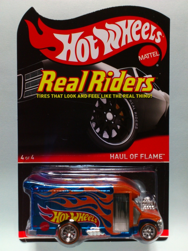 HAUL OF FLAME【2014 REAL RIDERS】