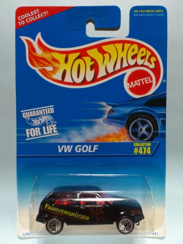 VW GOLF【1996】