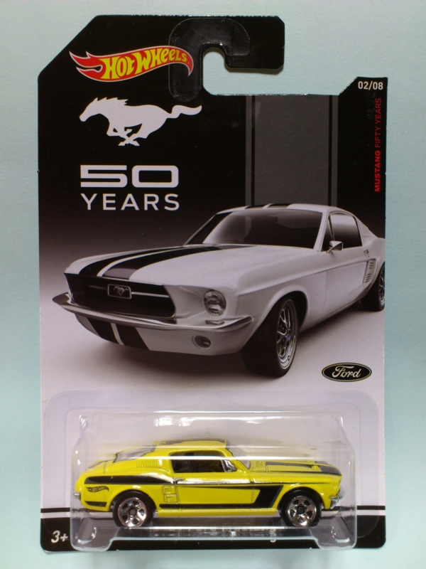1967 FORD MUSTANG【2014 MUSTANG FIFTY YEARS】
