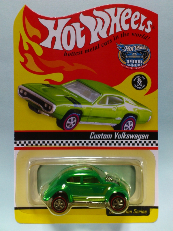 CUSTOM VOLKSWAGEN【2005 19th ANNUAL HOT WHEELS COLLECTORS CONVENTION】