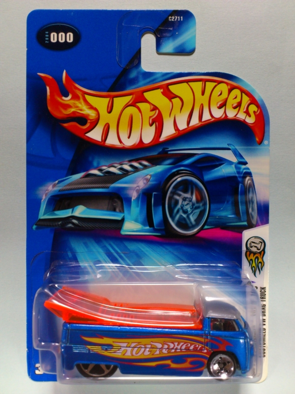CUSTOMIZED VW DRAG TRUCK【2004 FIRST EDITIONS】