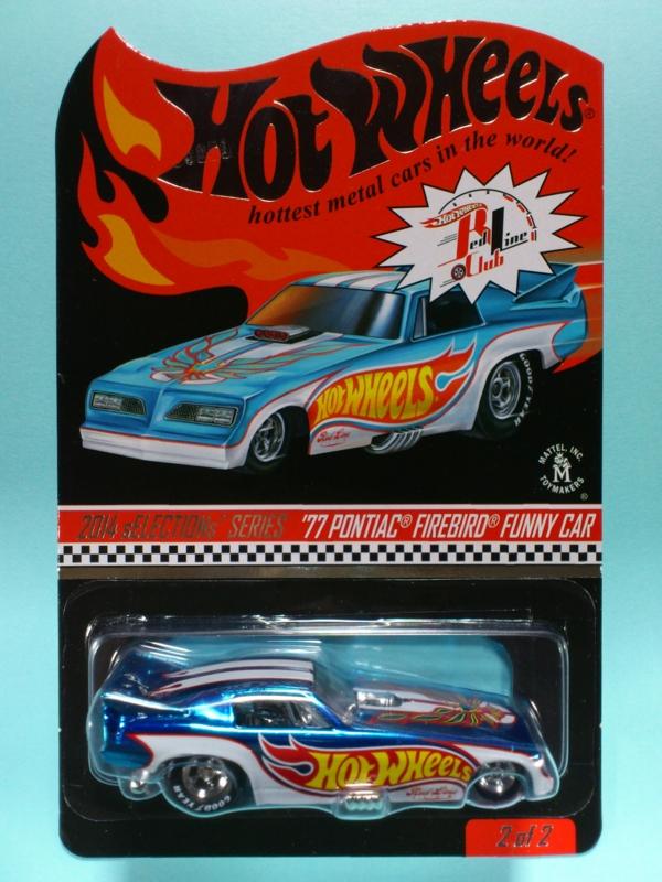 '77 PONTIAC FIREBIRD FUNNY CAR【2014 sELECTIONs SERIES】
