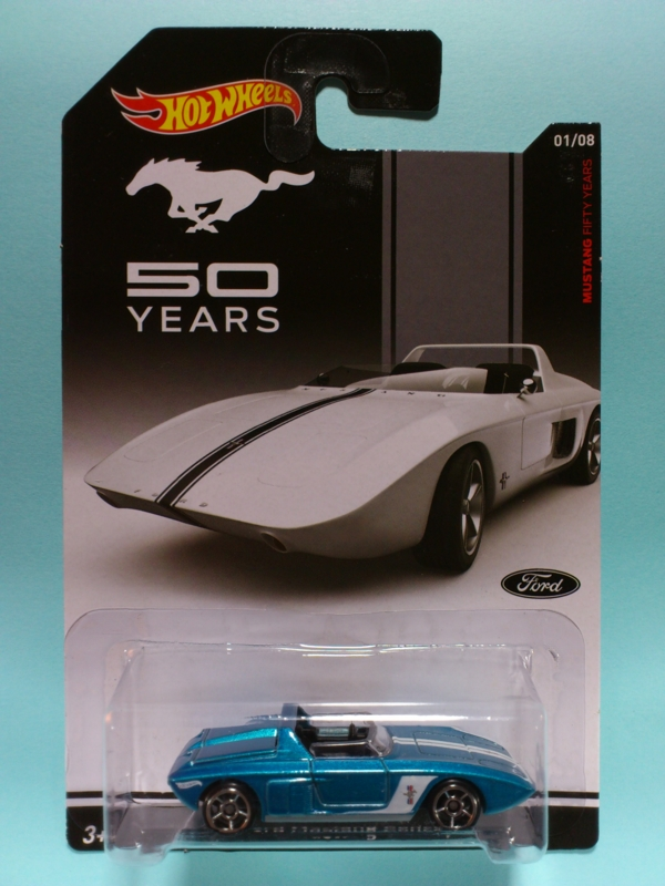 '62 FORD MUSTANG CONCEPT【2014 MUSTANG FIFTY YEARS】