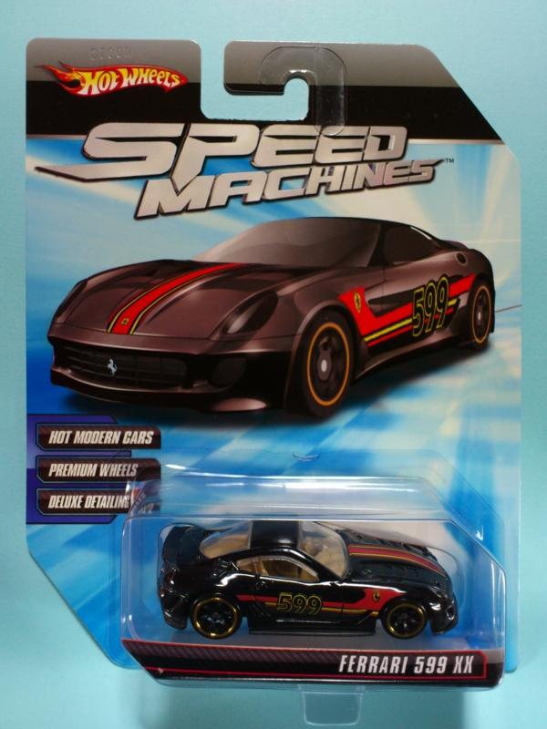 FERRARI 599XX【2010 SPEED MACHINES】