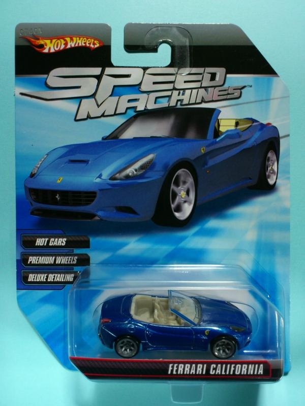 FERRARI CALIFORNIA【2010 SPEED MACHINES】