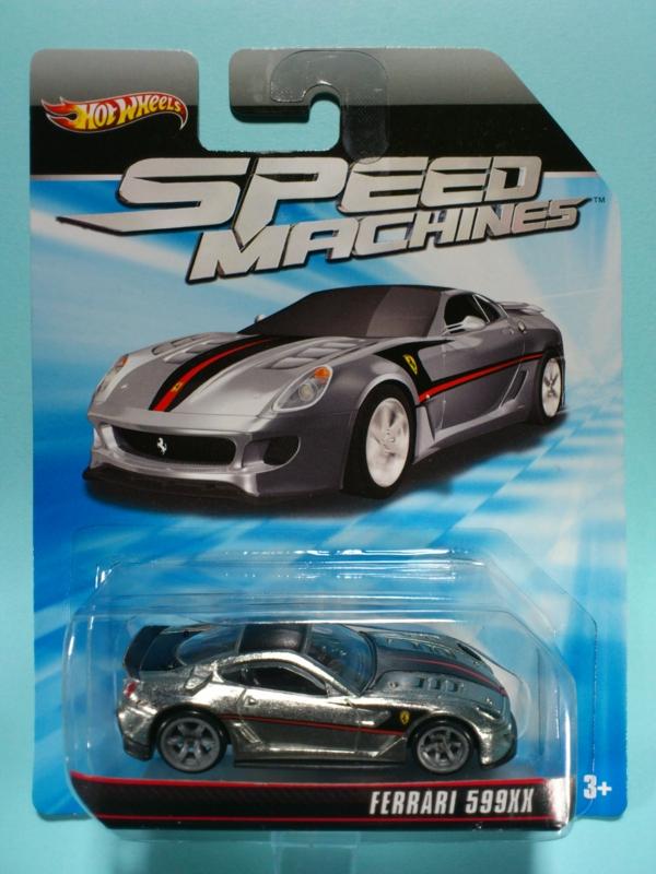 FERRARI 599XX【2011 SPEED MACHINES】