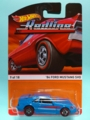 [2015 HERITAGE] '84 FORD MUSTANG SVO【2015 HERITAGE】