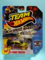 [2012 OTHERS] '12 FORD FIESTA【2012 TEAM HOT WHEELS】