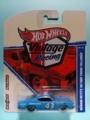[2011 VINTAGE RACING] RICHARD PETTY'S '69 FORD TORINO TALLADEGA【2011 VINTAGE RACING】