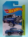 [2014] '55 CHEVY BEL AIR GASSER【2014 HW WORKSHOP】