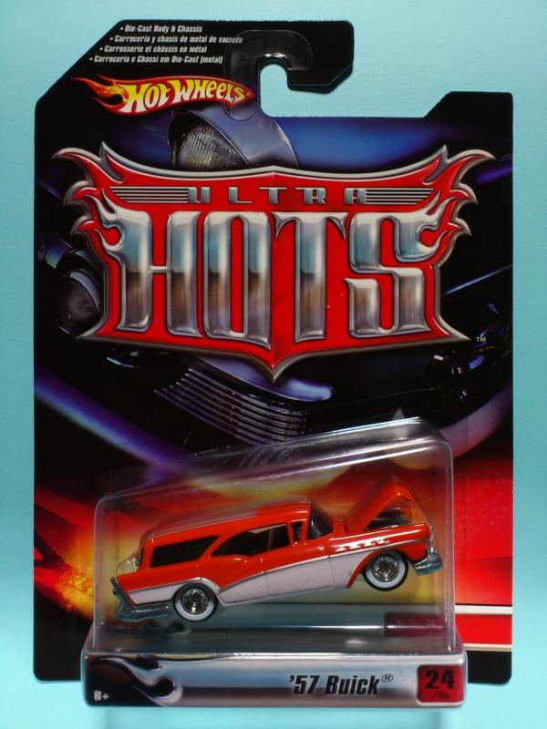 '57 BUICK【2007 ULTRA HOTS】