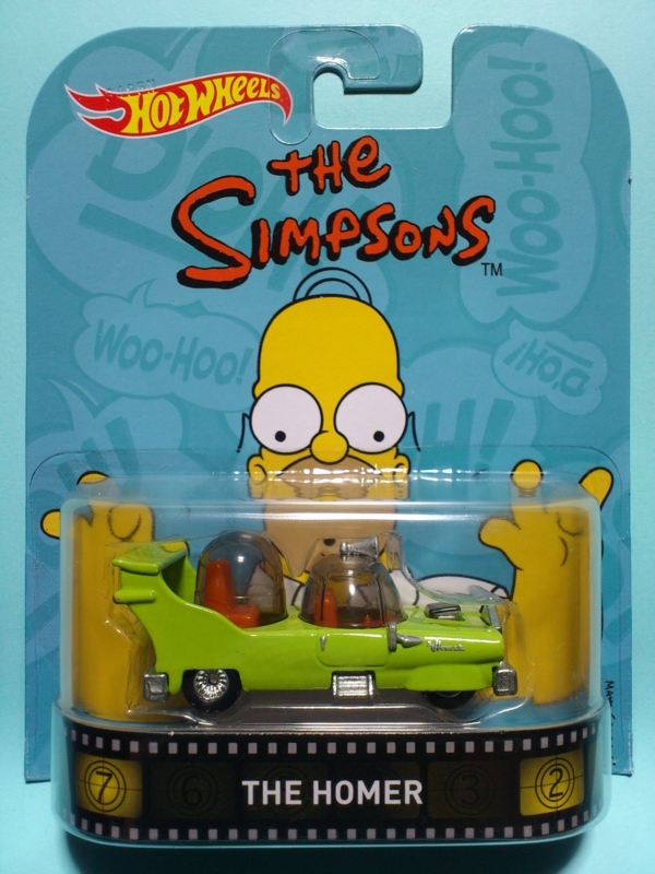 THE HOMER【2016 RETRO ENTERTAINMENT】
