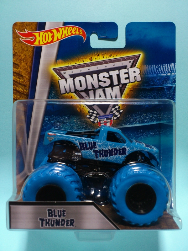 BLUE THUNDER【2016 MONSTER JAM】