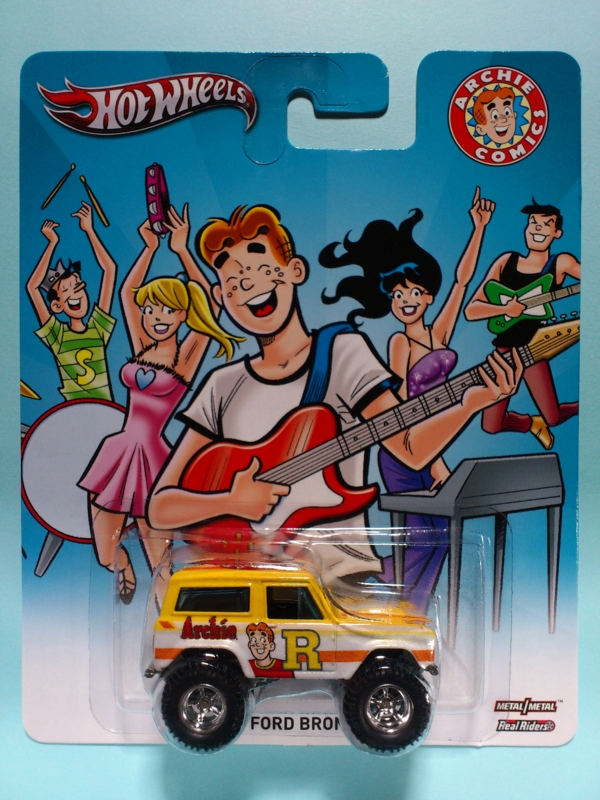 '67 FORD BRONCO【2013 POP CULTURE】