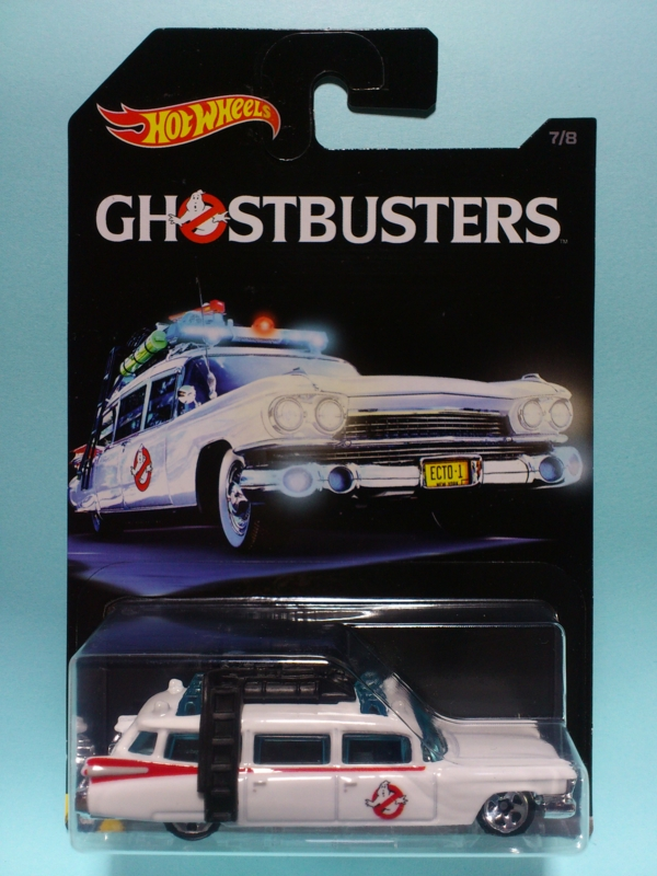 GHOSTBUSTERS ECTO-1【2016 GHOSTBUSTERS】