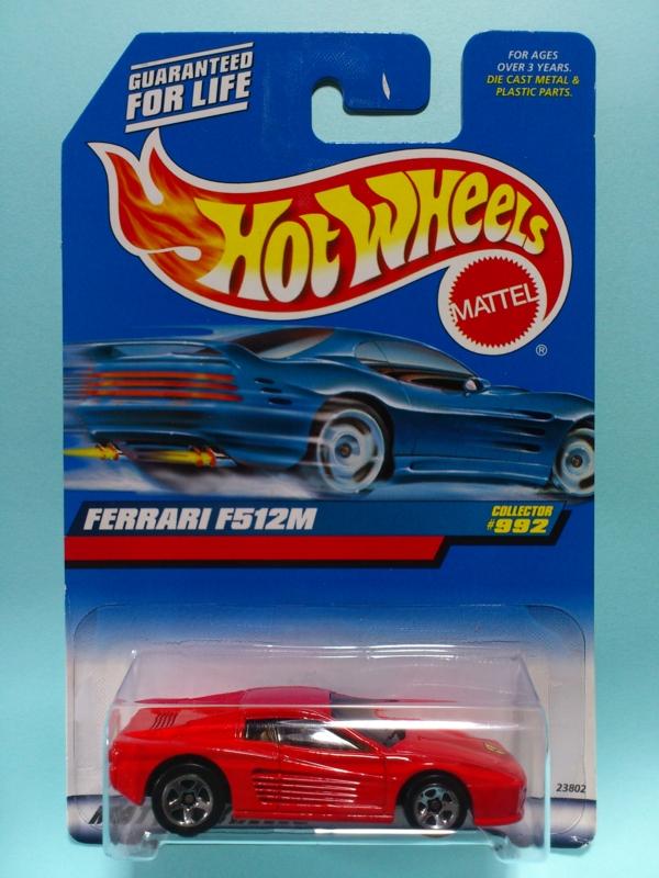 FERRARI F512M【1999】