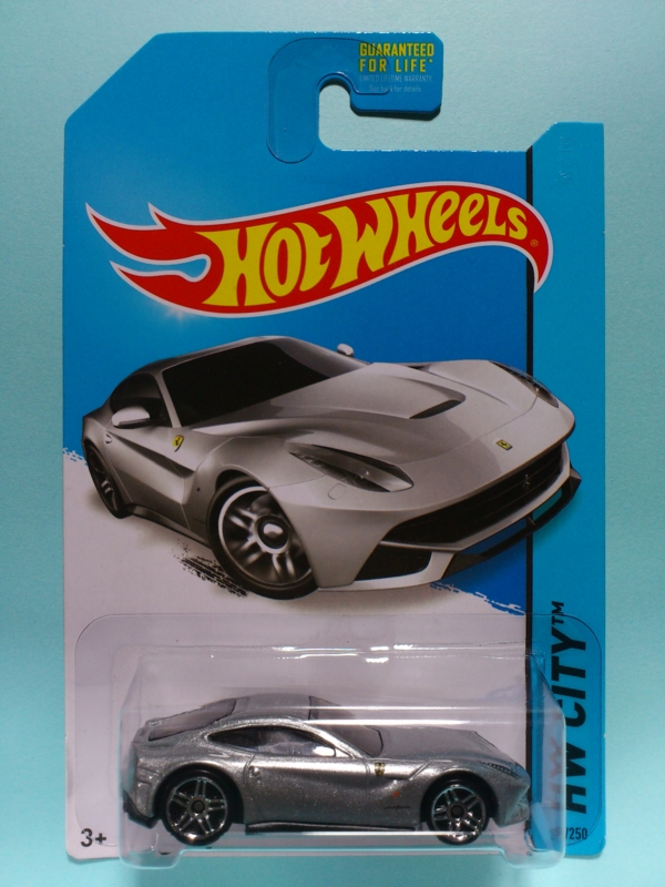 FERRARI F12 BERLINETTA【2014 HW CITY】