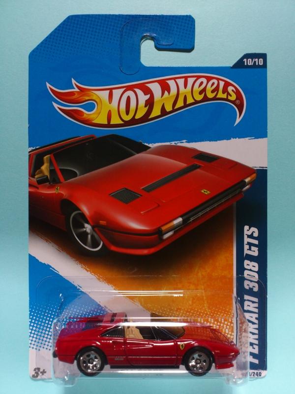 FERRARI 308 GTS【2011 ALL STARS】