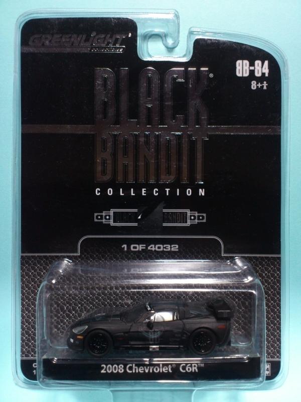 2008 CHEVROLET C6R【BLACK BANDIT】