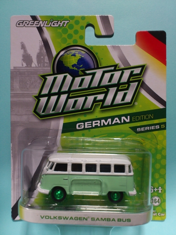 VOLKSWAGEN SAMBA BUS【MOTOR WORLD】