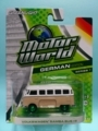 [GREENLIGHT GREEN MACHINE]VOLKSWAGEN SAMBA BUS #2【MOTOR WORLD】