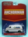 [GREENLIGHT GREEN MACHINE]CHANNEL 4 NEWS TEAM DODGE VAN【HOLLYWOOD】