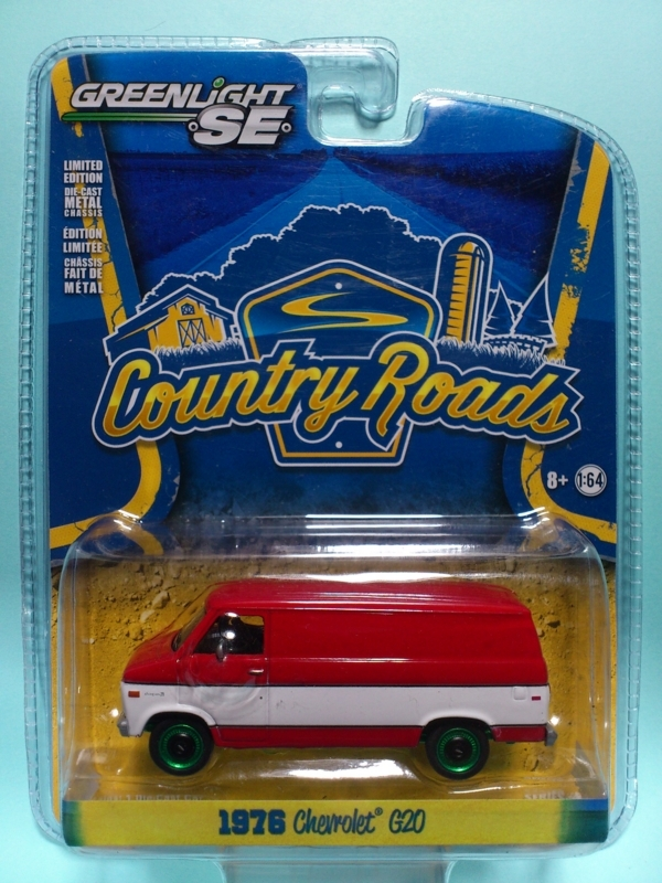 1976 CHEVROLET G20【COUNTRY ROADS】