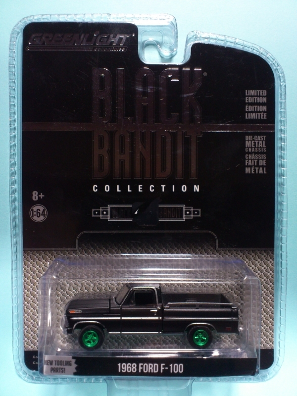1968 FORD F-100【BLACK BANDIT】
