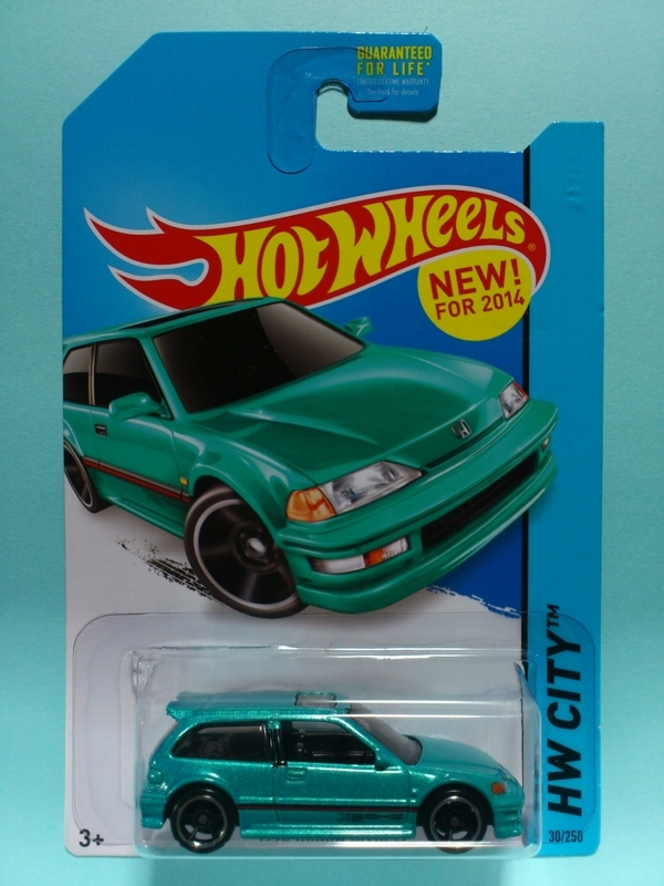 1990 HONDA CIVIC EF【2014 HW CITY】